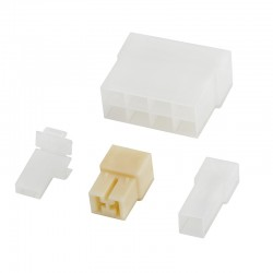 Plastic connectors